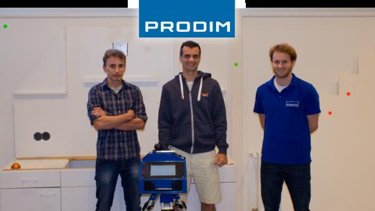 Prodim Proliner user Andre Celis Natuursteen