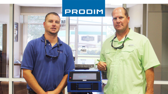 Prodim Proliner user Aqua Traction Marine Flooring