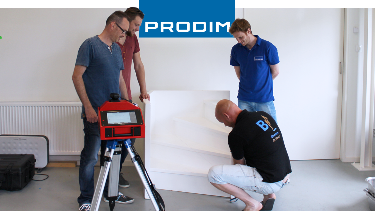 Prodim Proliner user Bloemen de Maas