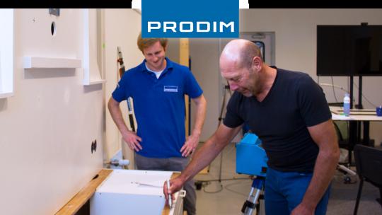 Prodim Proliner user Bomarbre