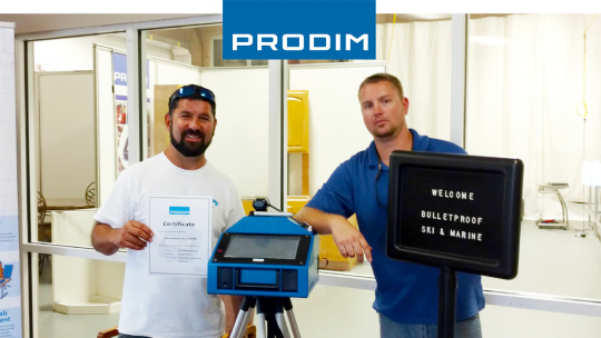 Prodim Proliner user Bulletproof Ski & Marine