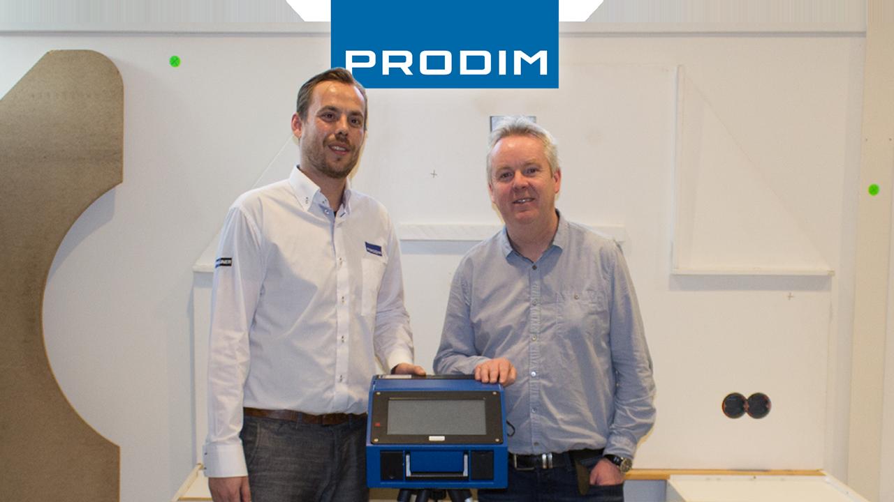 Prodim Proliner user CB Stone