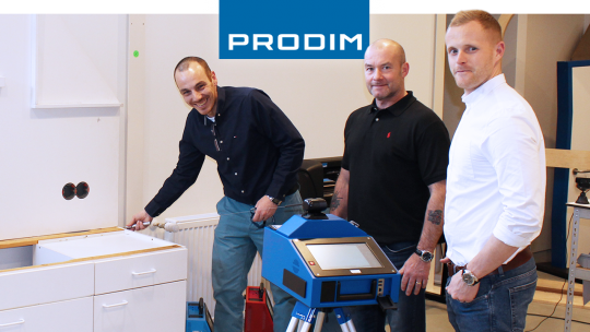 Prodim Proliner user CED Fabrication