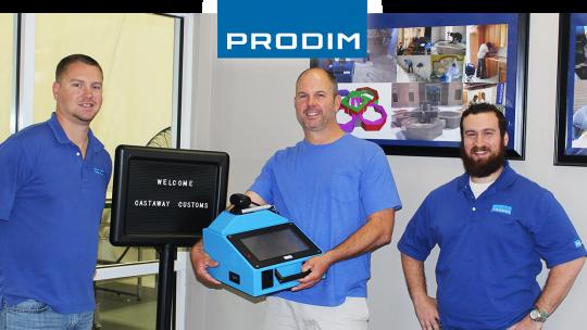 Prodim Proliner user Castaway Customs