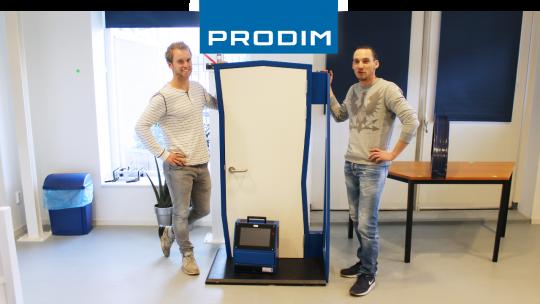 Prodim Proliner user De brug timmerbedrijf