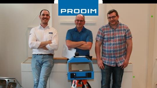 Prodim Proliner user Egan Stonework