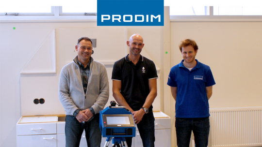 Prodim Proliner user Falken