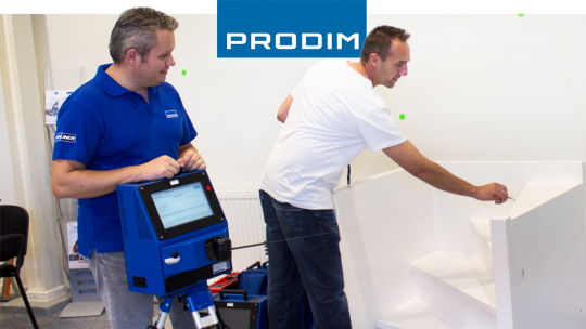 Prodim Proliner user Fayt