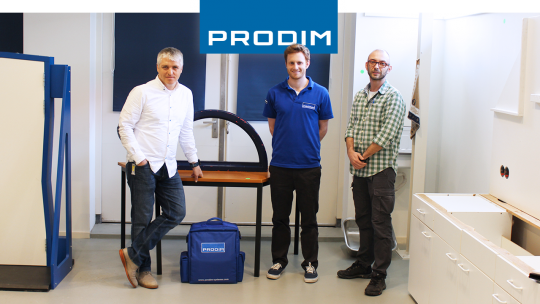 Prodim Proliner user Glass Expert