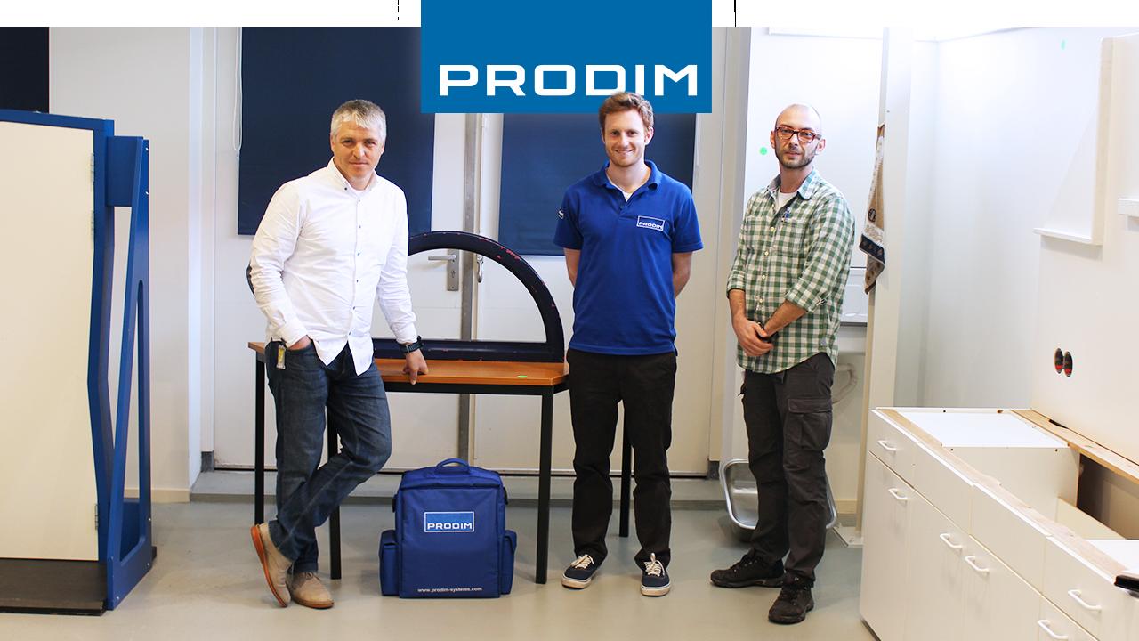 Prodim Proliner user Glass Expert