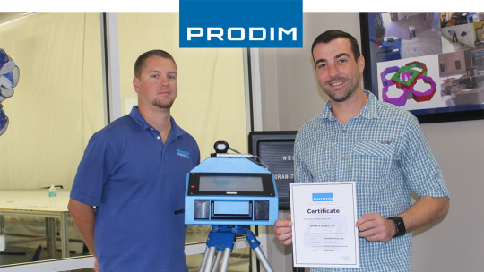 Prodim Proliner user Granite Source