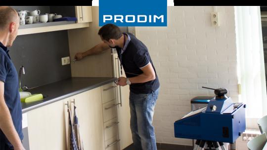 Prodim Proliner user Granitos Victor