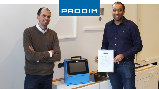 Prodim Proliner user Granitz