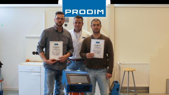 Prodim Proliner user HanseYacht