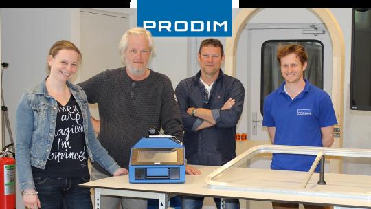 Prodim Proliner user Hora Scheepsramen