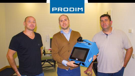 Prodim Proliner user Instrument Glasses
