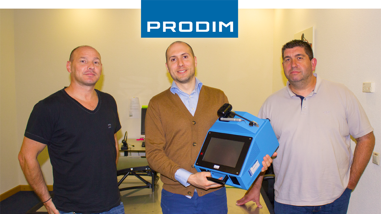Prodim Proliner user Instrument Glasses