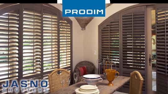 Prodim Proliner user Jasno Shutters