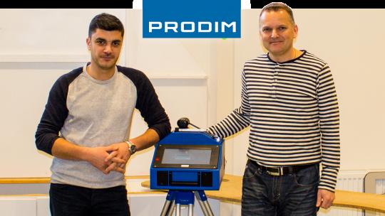 Prodim Proliner user KUMA