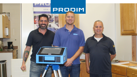 Prodim Proliner user King of Kitchen and Granite