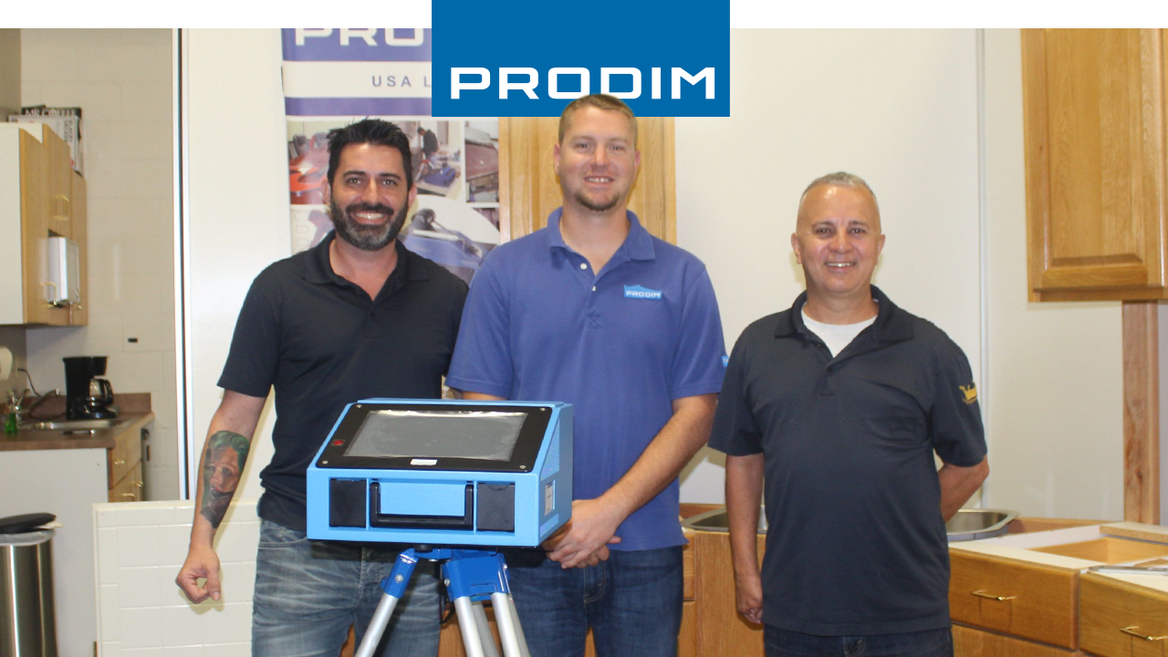 Prodim Proliner user King of Kitchen and Granite