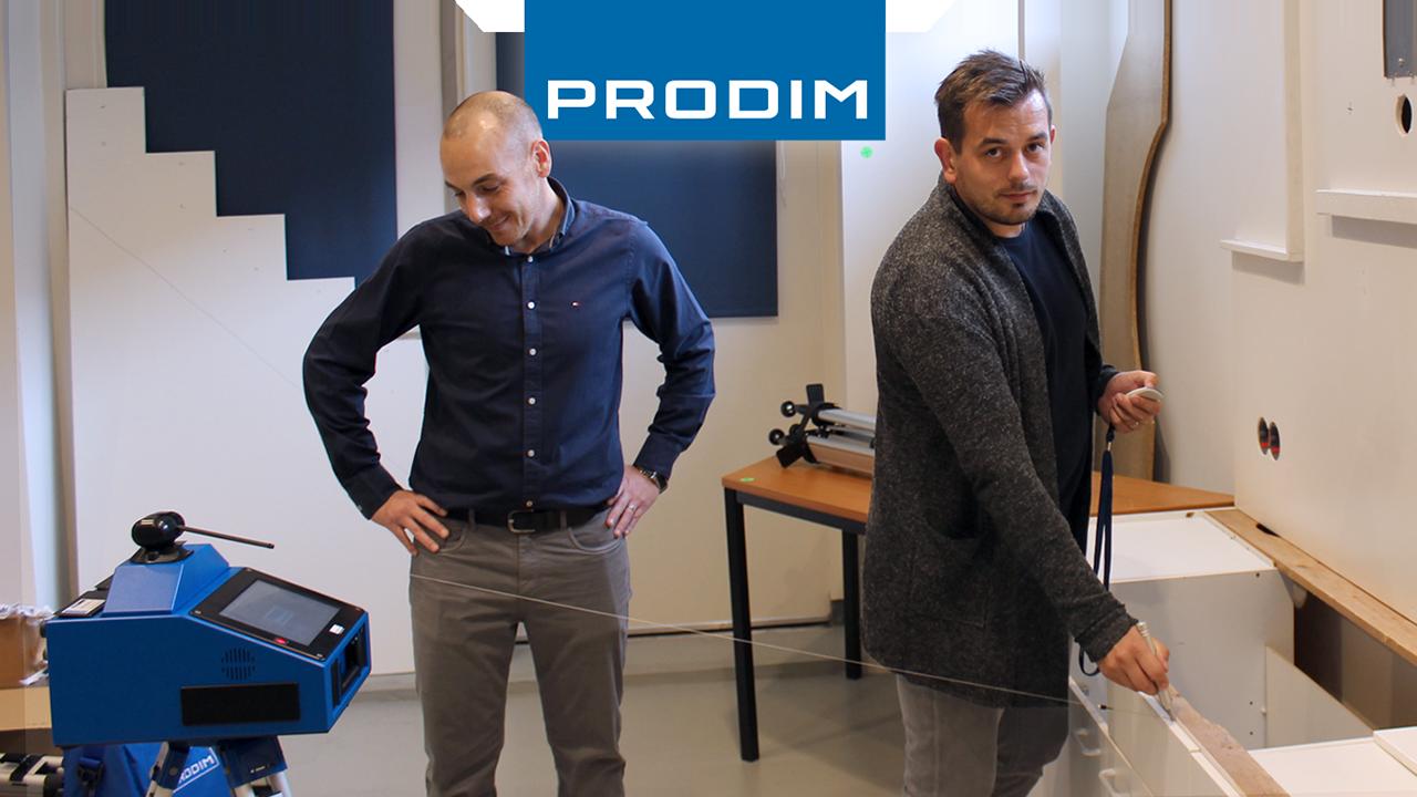 Prodim Proliner user LIKHOME