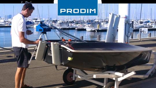 Prodim Proliner user MC Marine