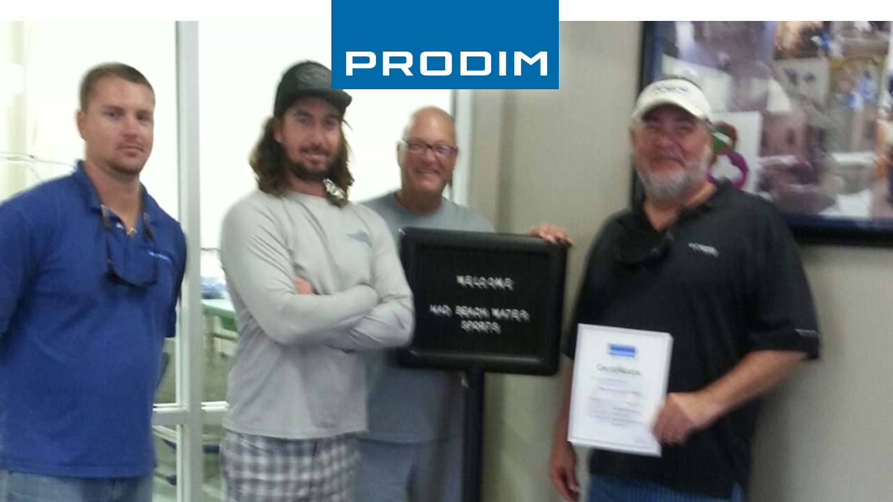 Prodim Proliner user Mad Beach Water Sports