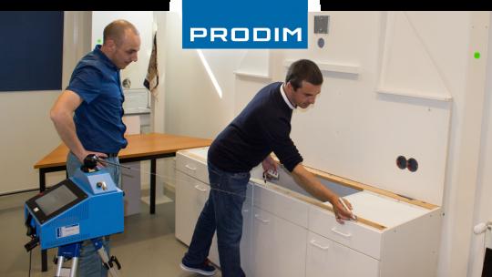Prodim Proliner user Marmoles Anaga