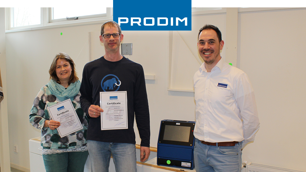 Prodim Proliner user Marmorbetrieb