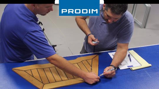 Prodim Proliner user MatPlus