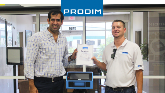 Prodim Proliner user Multiplasticos
