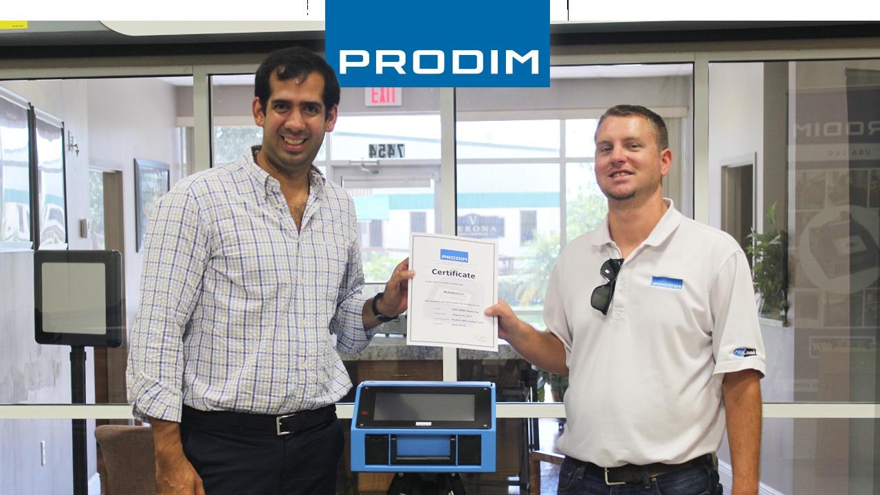 Prodim Proliner user Multiplasticos