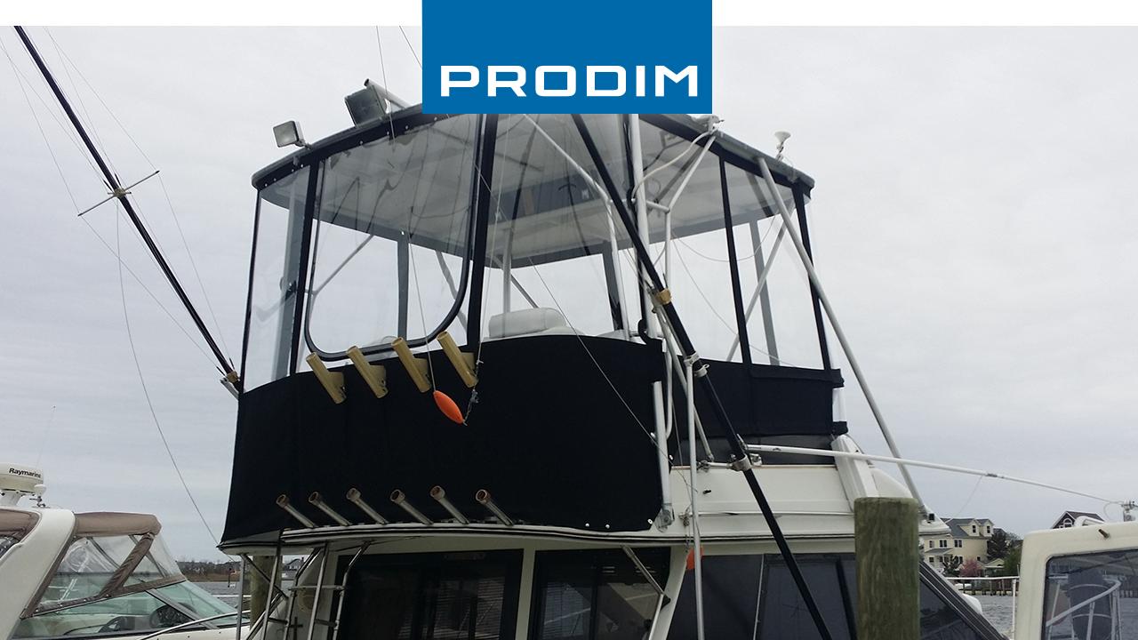 Prodim Proliner user Nautilux Custom Canvas