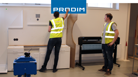 Prodim Proliner user Northallerton Glass