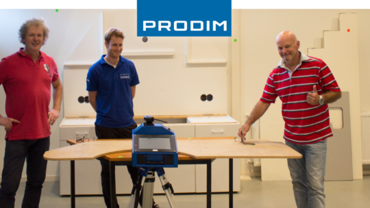 Prodim Proliner user Peters Koelwagens