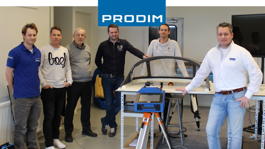 Prodim Proliner user Pro-Seal