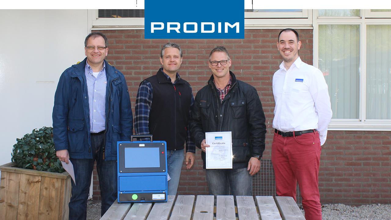 Prodim Proliner user Rinn Beton
