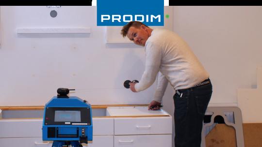 Prodim Proliner user Saethre Sten Industri