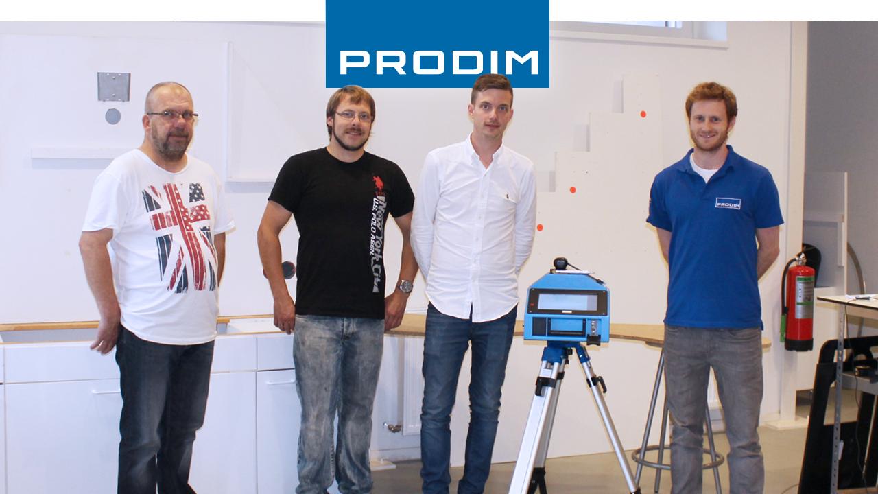 Prodim Proliner user Sigvartsen