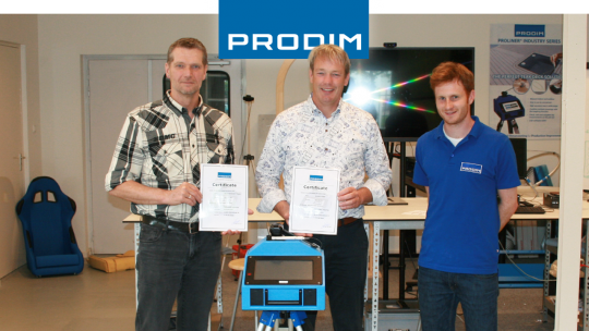 Prodim Proliner user Sterntec