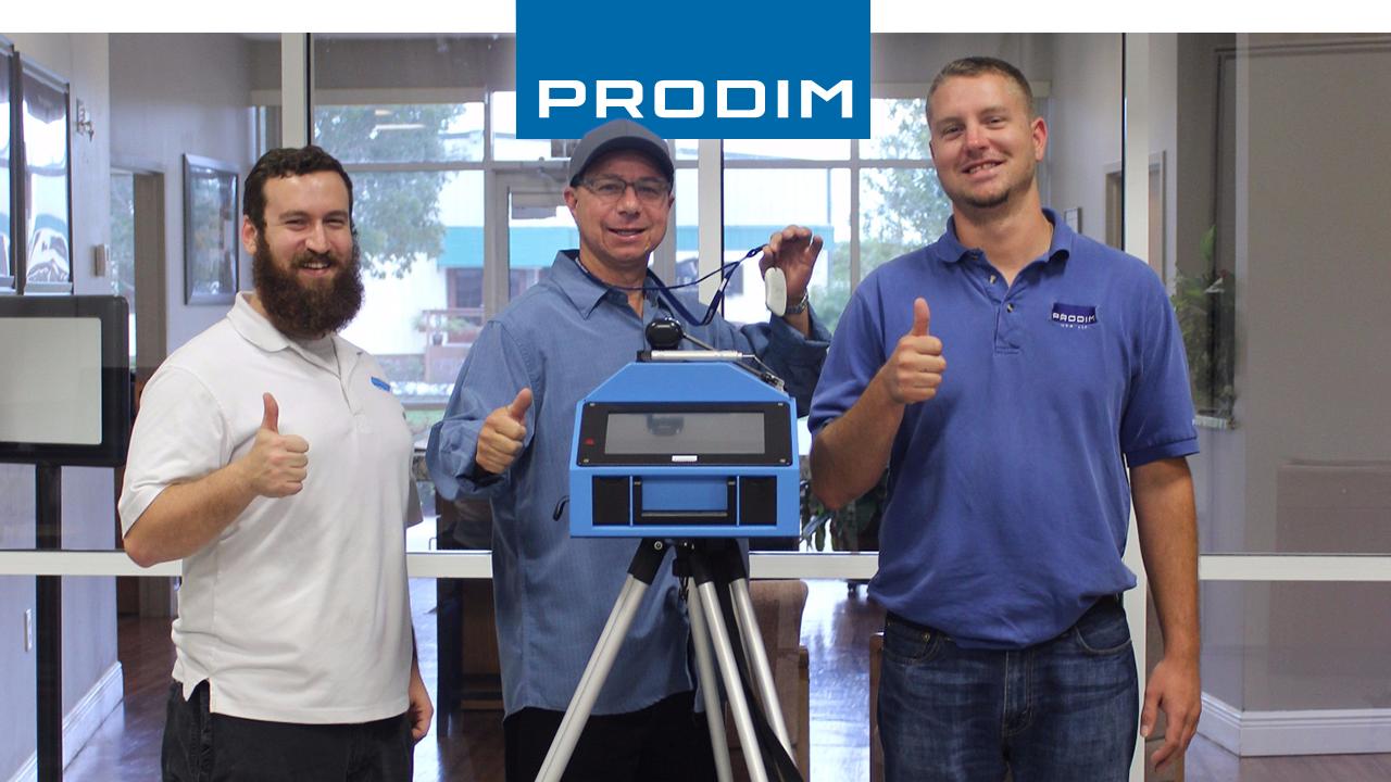 Prodim Proliner user TLC Surfaces