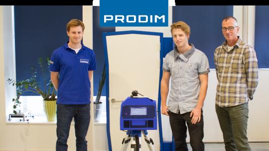 Prodim Proliner user Van Daalen Houttechniek