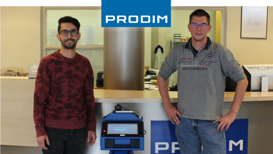 Prodim Proliner user Welgro