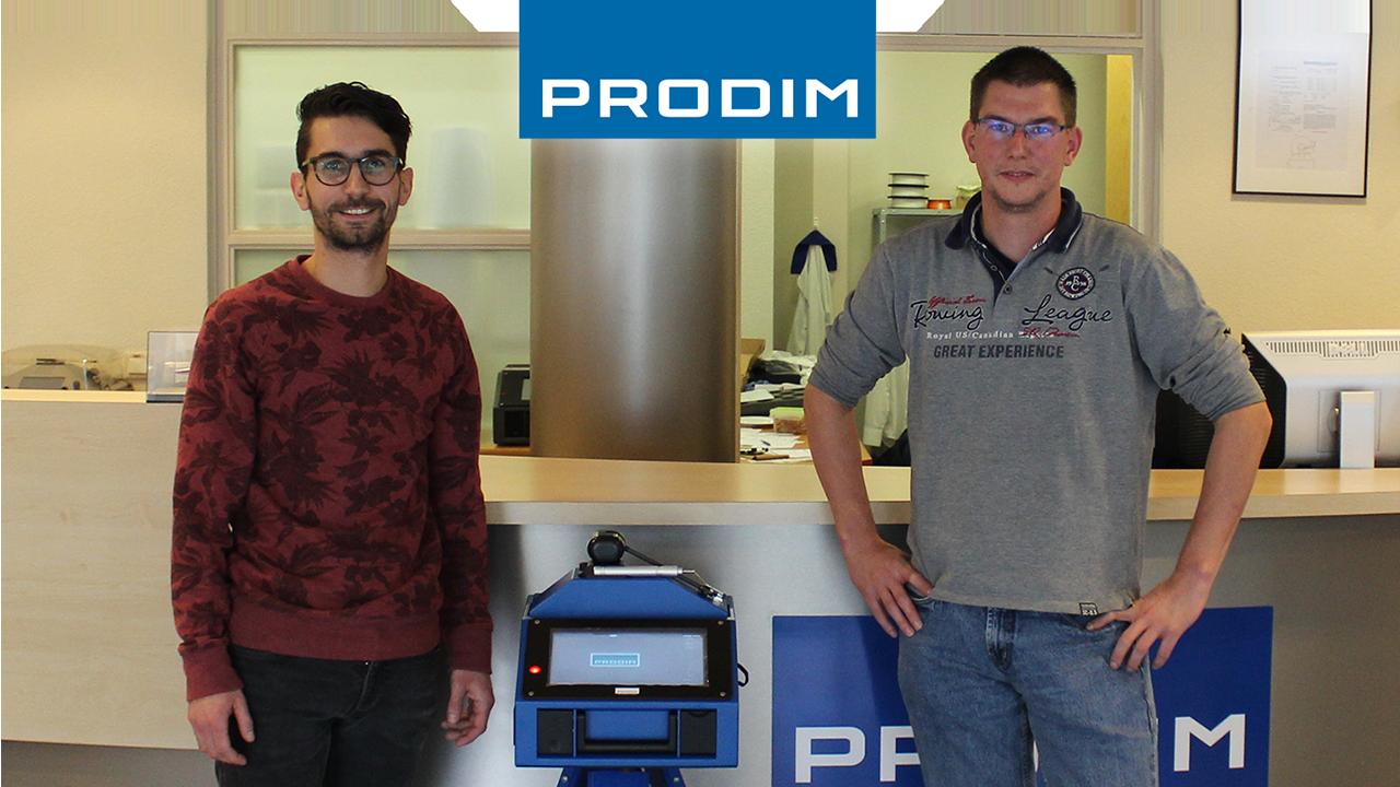 Prodim Proliner user Welgro