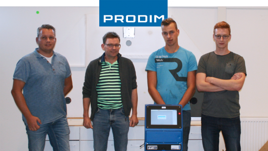 Prodim Proliner user Westerbeek Jachtbouw