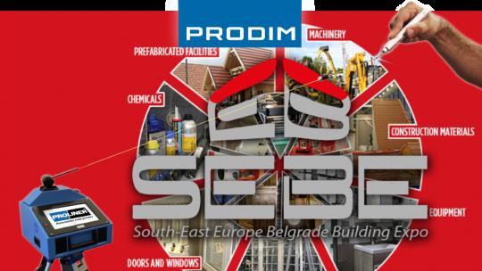 Prodim present at SEEBBE 2017