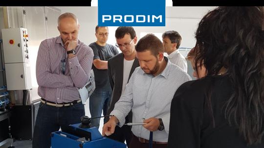 Prodim at the K&K - ProVitrum open door day