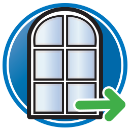 Button to visit Prodim's Door and Window frames solution page