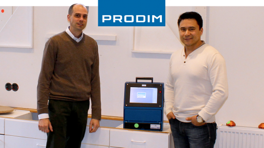 Prodim Proliner user Boristone